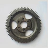 发动机齿轮