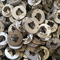不锈钢粉末冶金异形件