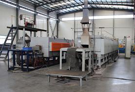 拥有先进的模具制造和生产加工设备